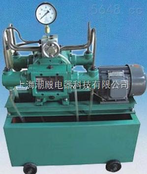 上海4DSB-25电动试压泵