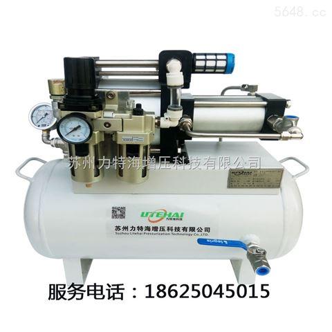 空气增压泵SY-220压力测试应用