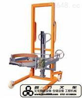 手動油桶升高車 廣東FZX-A1手動油桶升高翻轉倒料車生產廠家