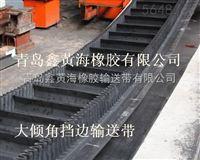 波状挡边输送带的性能改进和优化