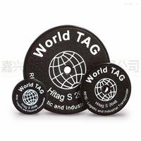 RFID低频电子标签World Tag Unique 钱币标签圆形标签嵌入式标签