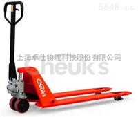 上海卓仕2吨手动搬运托盘车DF20C