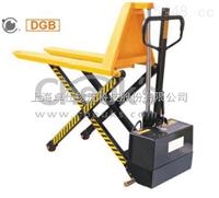 上海卓仕电动高升程搬运车--DGB1500