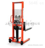 上海卓仕手动液压堆高车-SYC1516