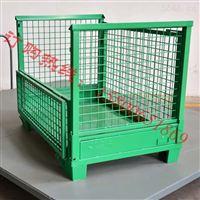 歐式折疊倉儲籠