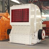 PFQ强力反击式破碎机 板锤转子配件厂家
