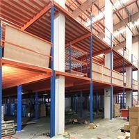 定制阁楼货架:从生产到运输安装